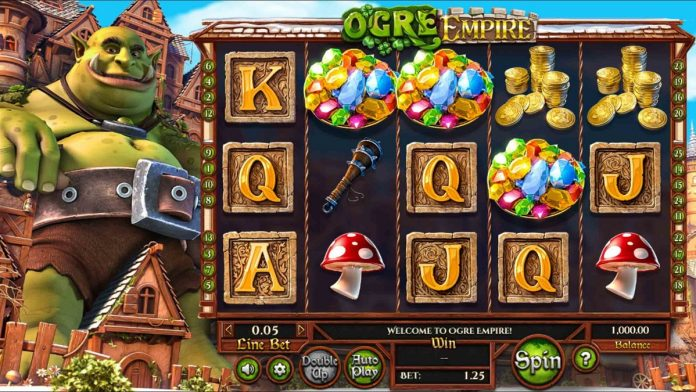 Slot Game Ogre Empire tipbongfree