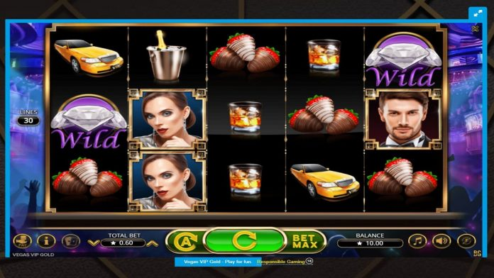 Slot Game VEGAS VIP GOLD tipbongfree