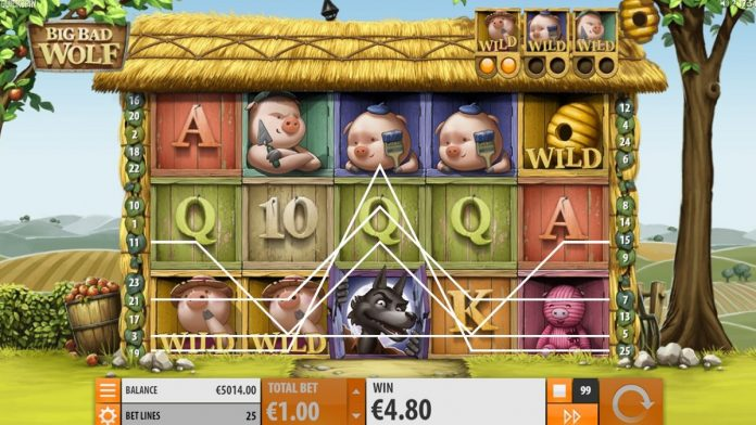 Slot Game Big Bad Wolf